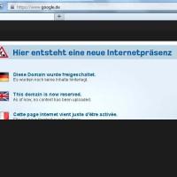 Die Zeit wird knapp – Google schaltet Websuche zum 1. Juli 2013 ab