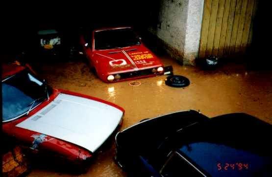 Hochwasser 1994-Cabrio
