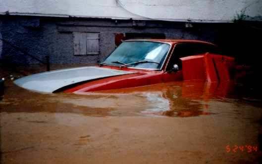 Hochwasser 1994-Lancia 2000HF